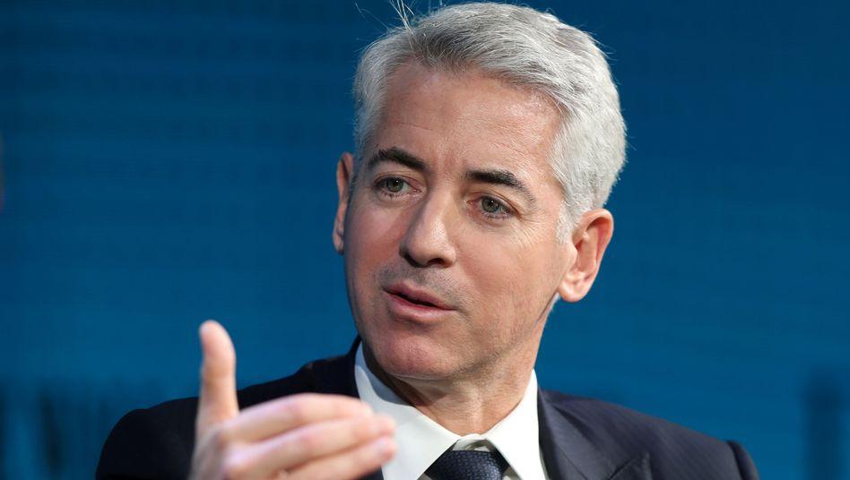 """Bill Ackman verkauft Anteile an Berkshire Hathaway: """"Wir sind viel beweglicher"""""""