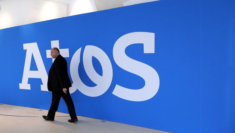Atos: Durch die Übernahme von Bull steigt das französische Unternehmen zur weltweiten Nummer zwei im Cloud-Geschäft auf - nach Amazon und vor Microsoft