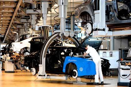 Vorbild VW: Beim Wolfsburger Autobauer soll die Belegschaft künftig auch Eigentümerin sein
