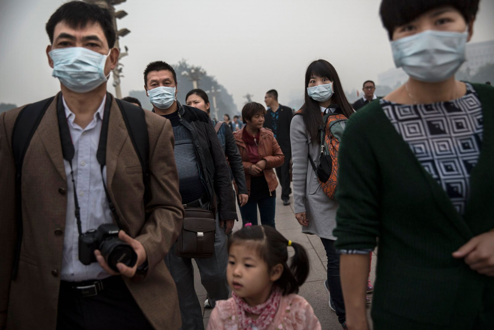 Peking / Smog