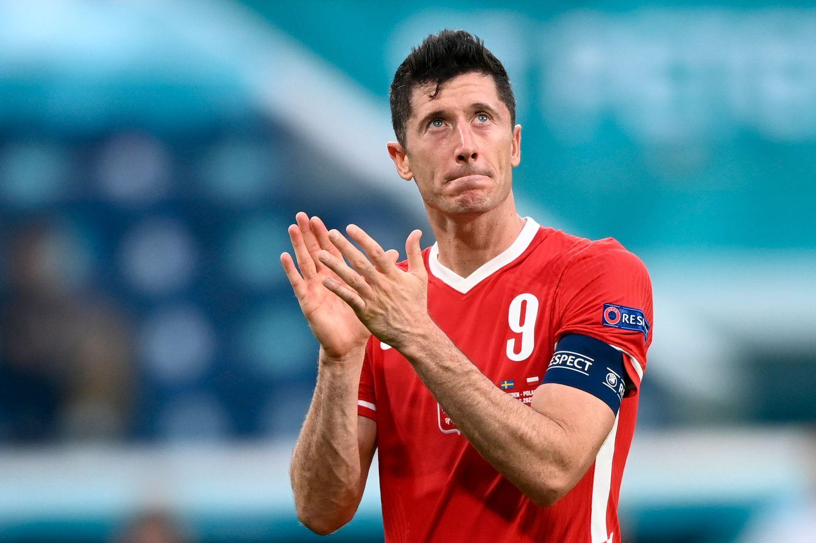 Russia Sweden Poland Euro 2020 Soccer