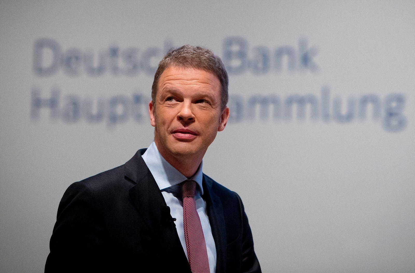 Christian Sewing / Deutsche Bank HV