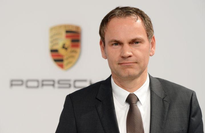 Neuer Porsche-Chef: Oliver Blume folgt auf Matthias Müller