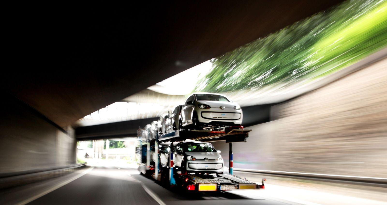 Deutschland / Konjunktur / Export / Autos / Volkswagen