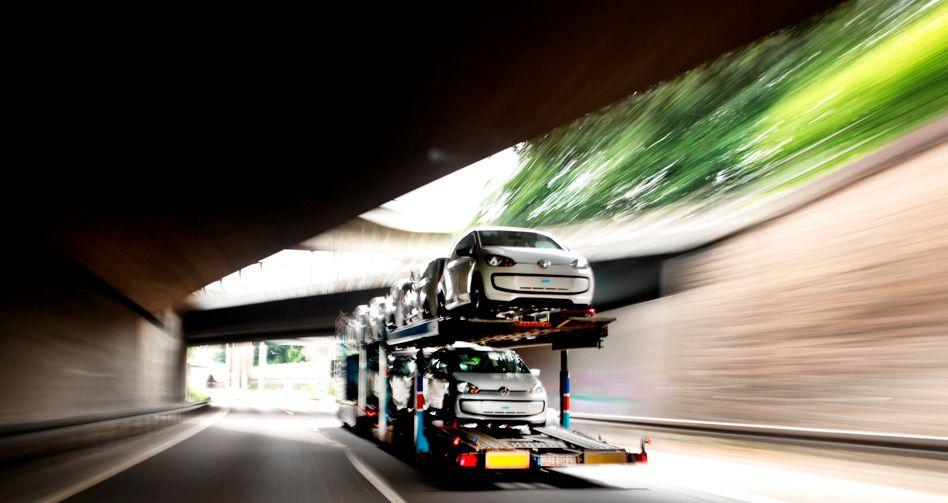 Autos für den Export: Die Eurozone hat ihre Probleme viel zu lange verschleppt