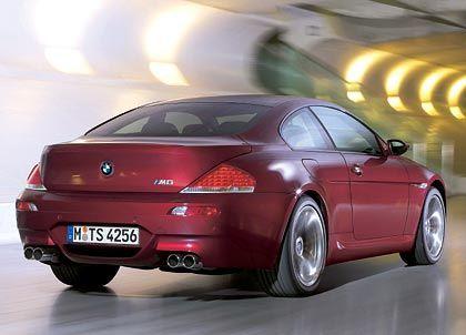 Mit 507 PS beschleunigt der M6 in 4,6 Sekunden auf Tempo 100