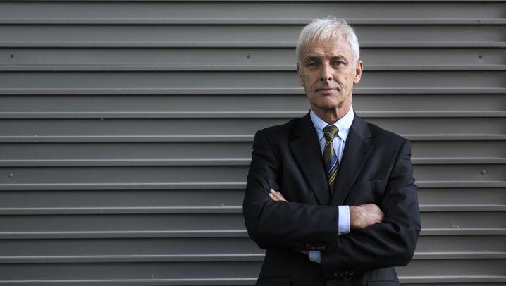 100 Tage im Amt: So hat sich VW-Chef Matthias Müller bisher geschlagen