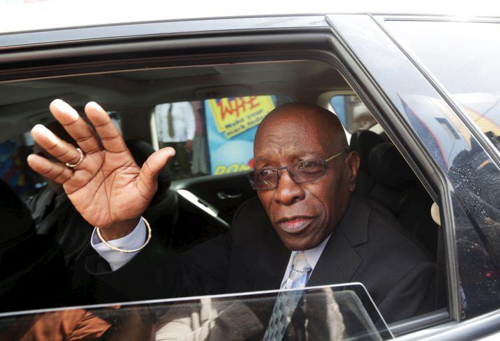 Einer der Beschuldigten: Jack Warner aus Trinidad und Tobago