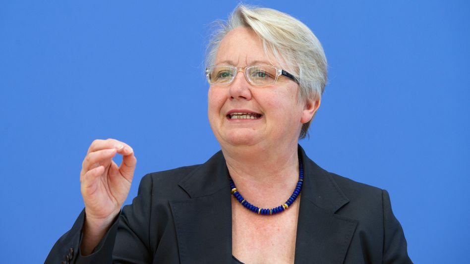 """Schavan: """"Griechenland hat großes Interesse"""""""