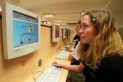Zugriff von überall: Auch im Internetcafé soll der Zugriff auf persönliche Daten mit Live Mesh kein Problem mehr sein