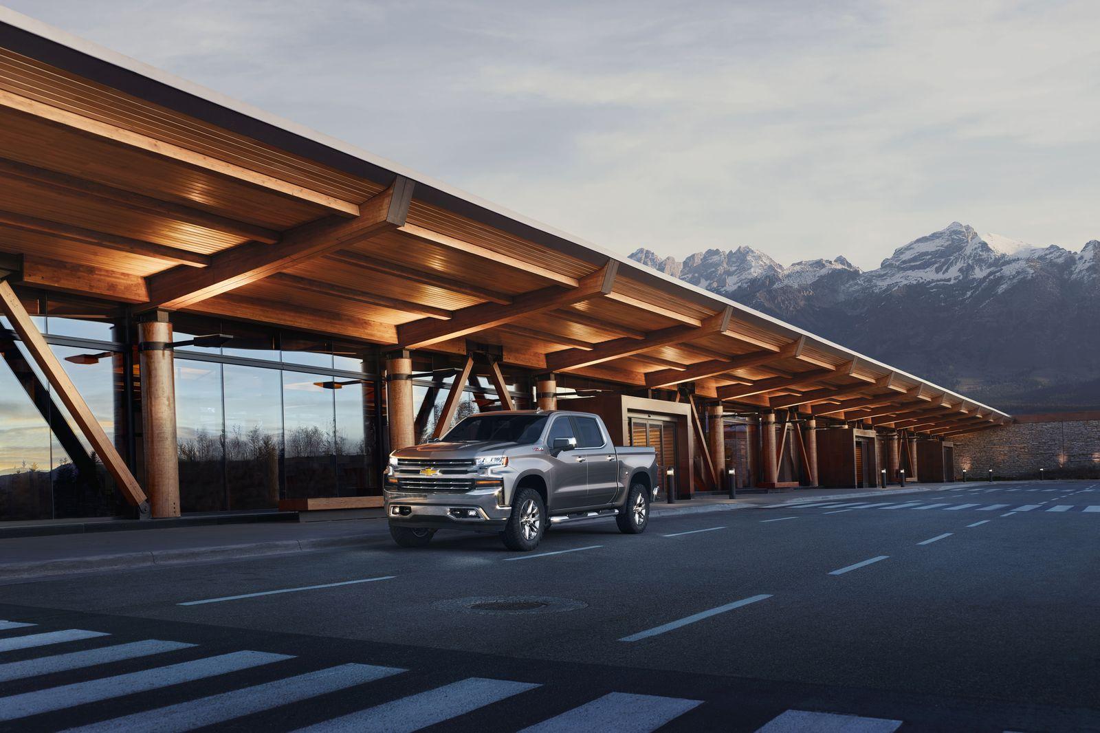 2019 / Chevrolet-Silverado