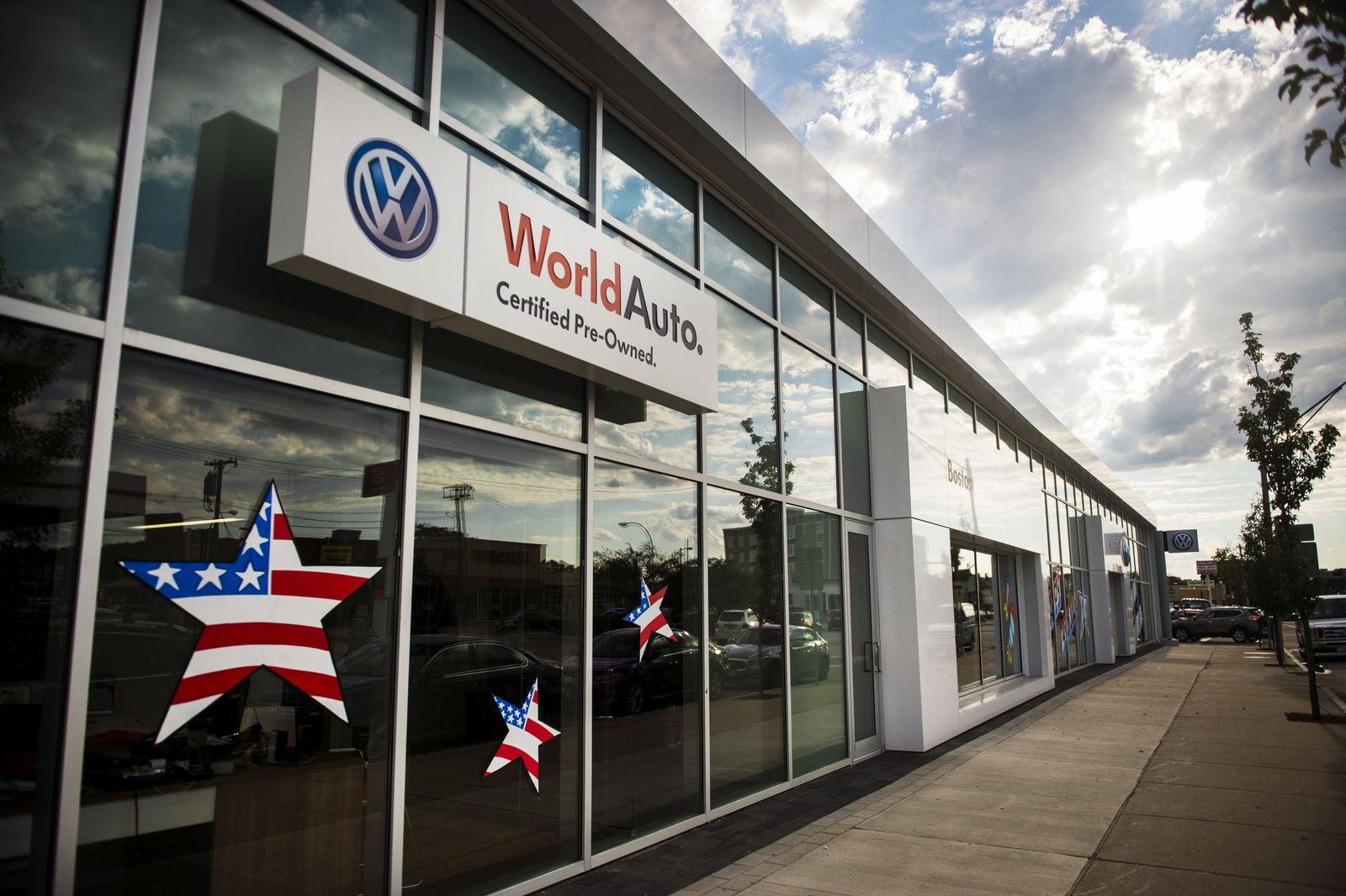 Volkswagen / USA