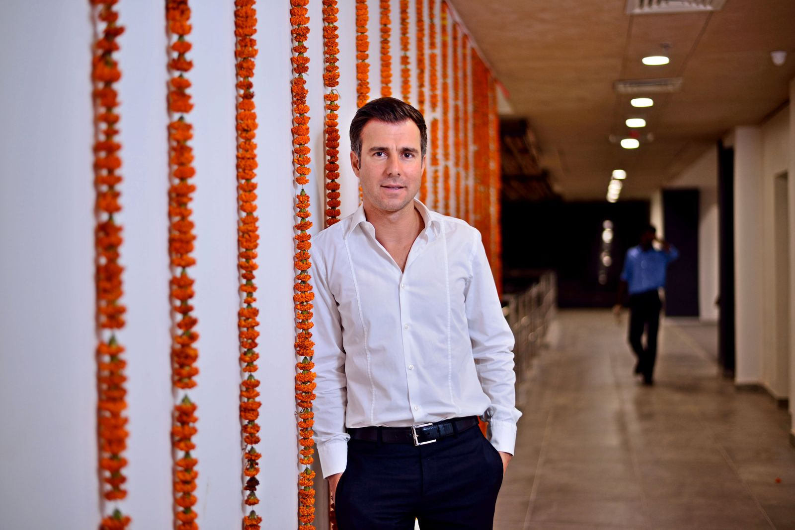 Profile Of Ralf Wenzel, Co-founder And CEO Global At Food Panda
