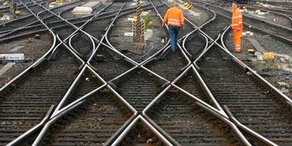 Weichenstellung: Wohin geht die Reise im Tarifkonflikt zwischen Bahn und Lokführern?
