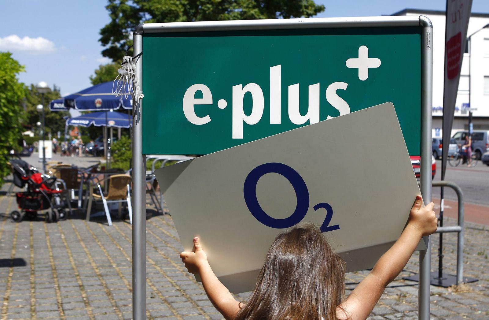 O2 / E-Plus