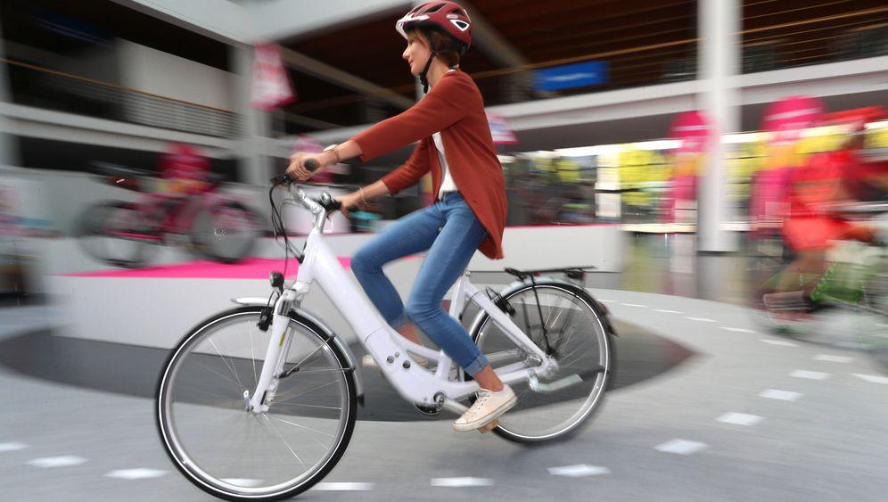 Digitalisierung: Das vernetzte Fahrrad