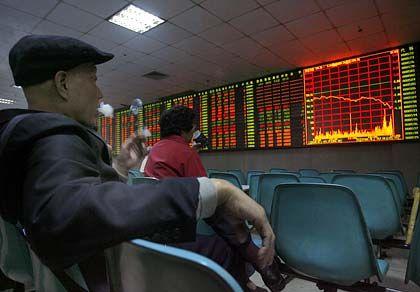 Dem Wertverfall zusehen? China hadert mit seinen Dollar-Billionen