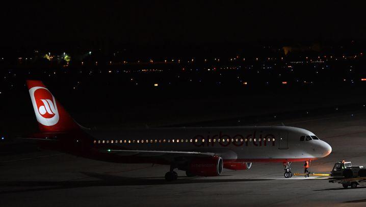 Letzte Flüge der insolventen Air Berlin: Aufstieg, Sinkflug, Absturz und Ende von Air Berlin