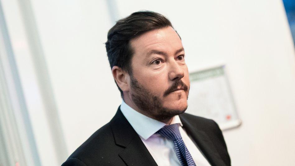 Rene Benko, österreichischer Immobilien-Unternehmer, will Galeria Karstadt Kaufhof mit bis zu 140 Millionen Euro stützen