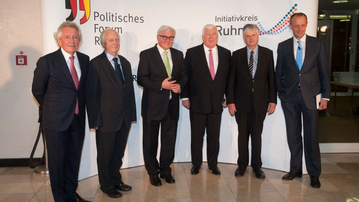 Wir sind jetzt Deutschland: Die wichtigsten Netzwerke im Ruhrgebiet