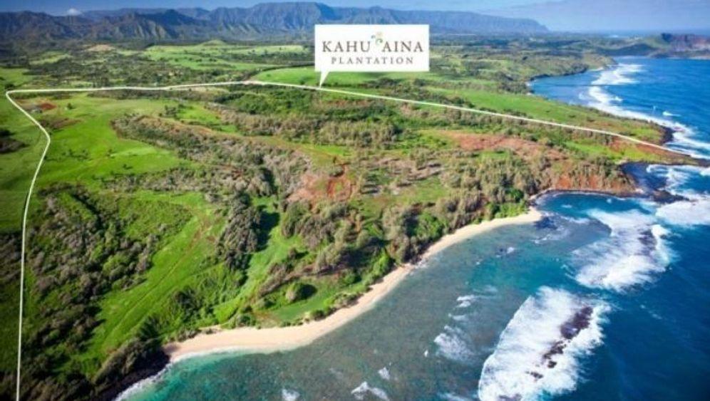 Riesengrundstück + Strand: Mark Zuckerbergs neue Bleibe auf Hawaii
