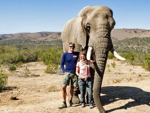 World Tour: Oliver und Karin Gorny sind seit 2017 etappenweise auf Weltreise