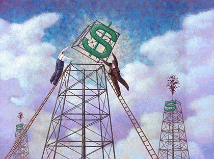 Hoch hinaus: Der Ölpreis dürfte weiter steigen