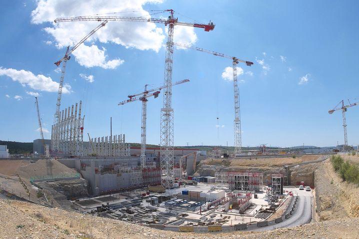 20 Jahre Bauzeit und kein bisschen Strom: Der Forschungsreaktor Iter soll immerhin unterm Strich Energie gewinnen