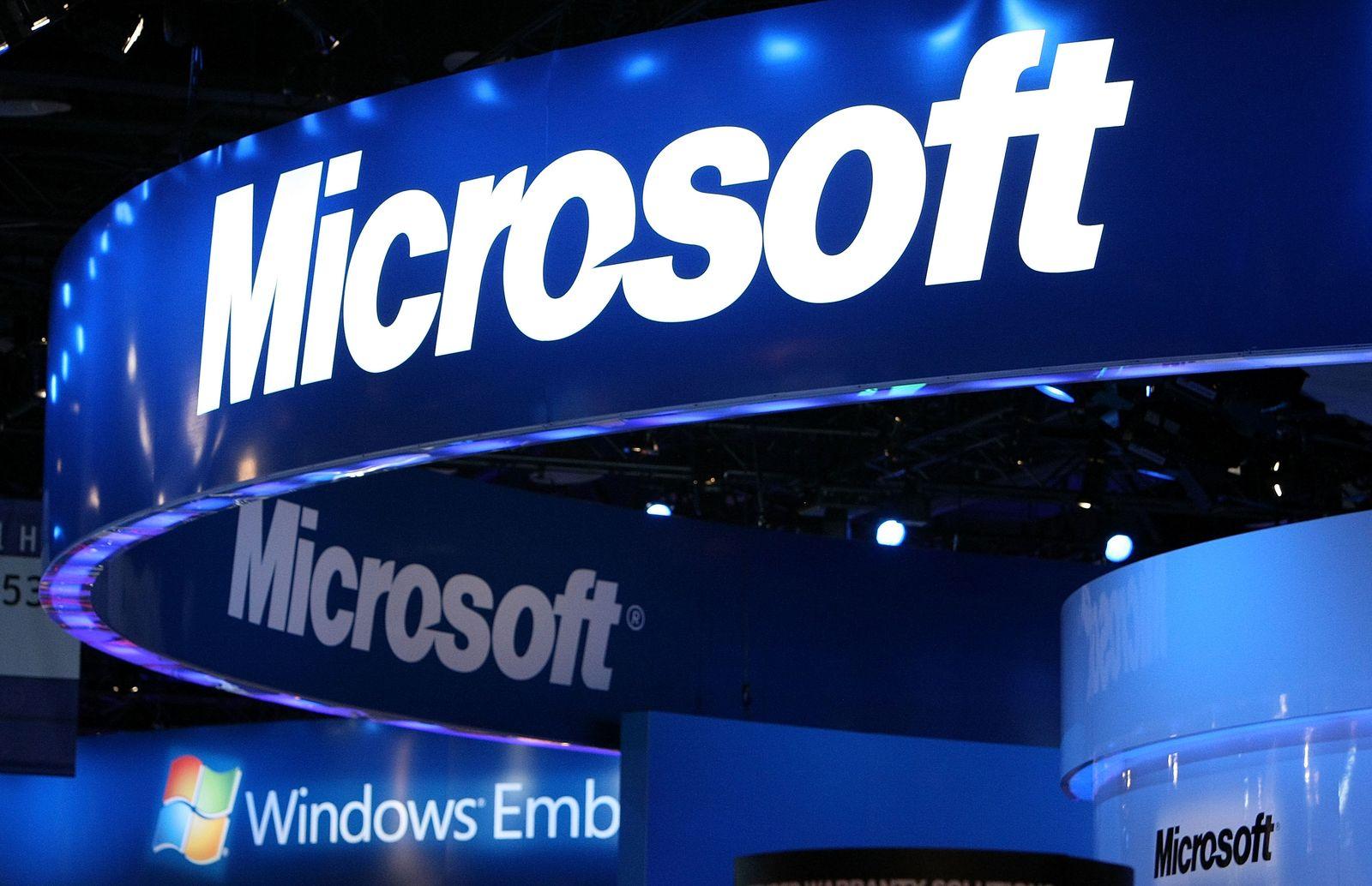 Microsoft / Logo