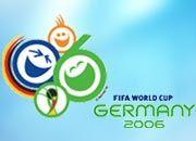 Kampagne mit bedingt guter Laune: Offizielles Logo der FIFA WM 2006