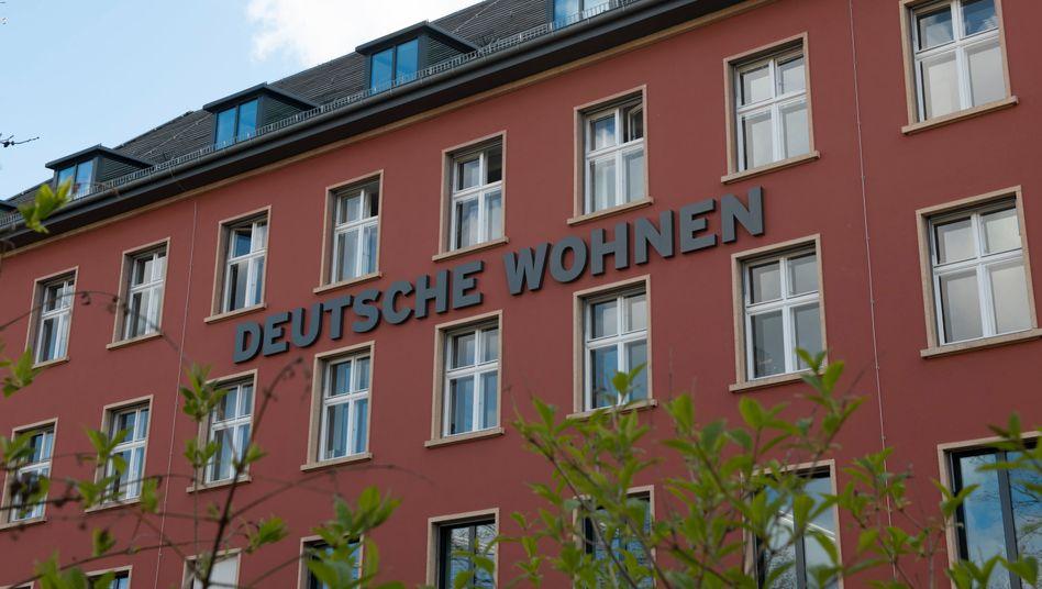 Deutsche-Wohnen-Zentrale in Berlin