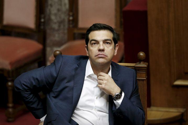 """Nur noch """"kleine Änderungen"""" soll Tsipras an den Forderungen der Geldgeber wünschen. Die Gläubiger interpretieren das Ausmaß der Änderungswünsche offenbar anders"""