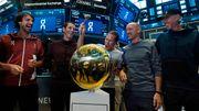 Laufschuhhersteller On begeistert Investoren