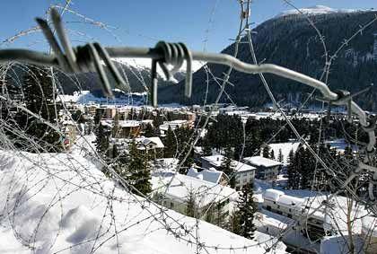 Safety First: 2340 Besucher aus 89 Ländern, darunter 735 Unternehmens- und 60 Regierungschefs, werden zum 36. Weltwirtschaftsforum in Davos erwartet