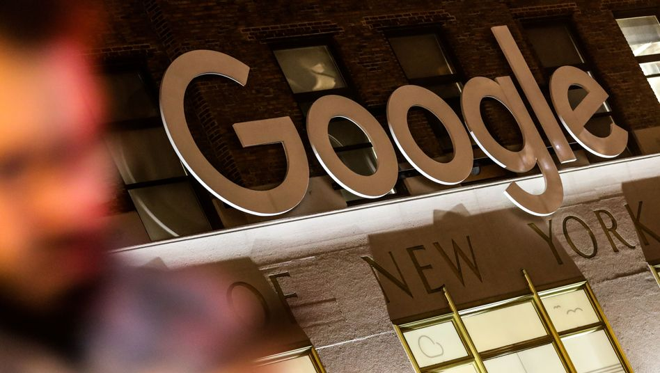 Google-Sitz in New York: Die Suchmaschine Startpage ist laut Stiftung Warentest besser als Google