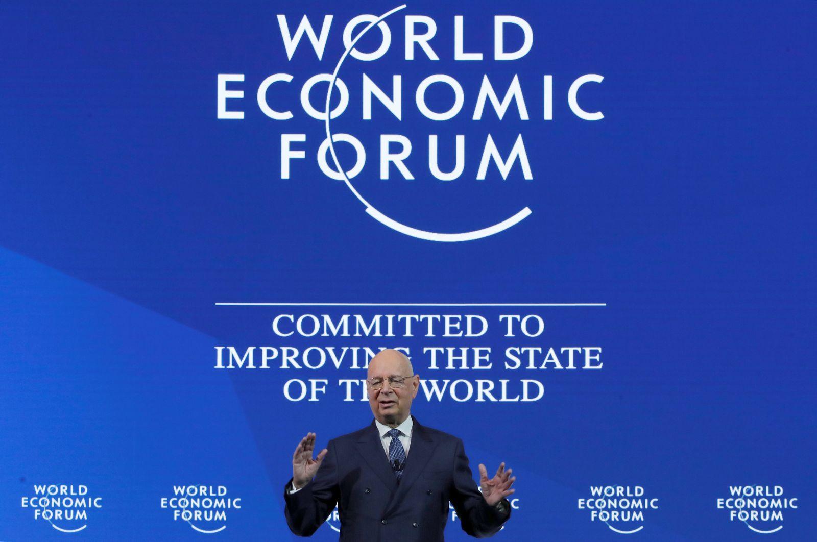 Klaus Schwab / World Economic Forum