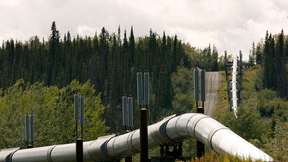 Trans Alaska Pipeline: Ölpreis um mehr als 2 Prozent gestiegen