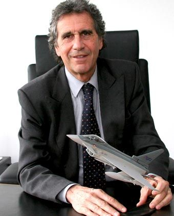 Neuer Posten: Rüstungsmanager Enzo Casolini