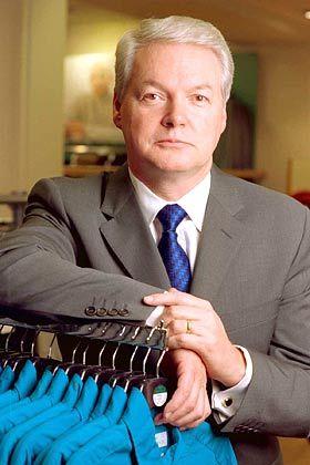 """Lucky"" Luc Vandevelde: Ex-CEO bei Marks & Spencer"