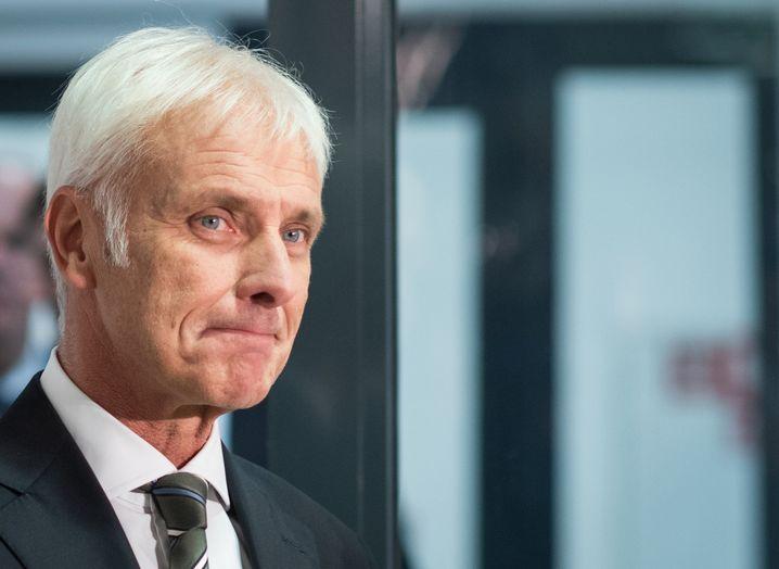"""""""Wir müssen massiv sparen"""": Matthias Müller"""