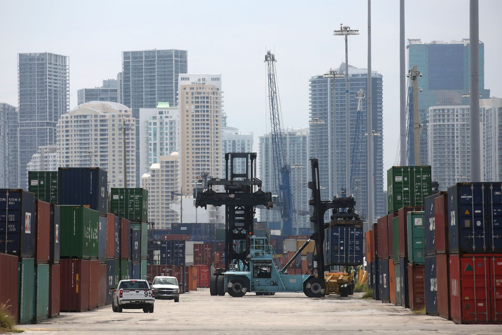 Hafen / USA / Miami