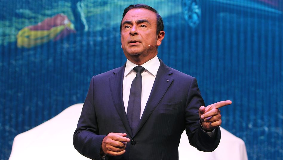 """Da ist den meisten wohl klar, was er meint: Carlos Ghosn warnt EU-Politiker vor Maßnahmen, die die Wettbewerbsfähigkeit der EU-Autohersteller """"unterminieren"""" könnten"""