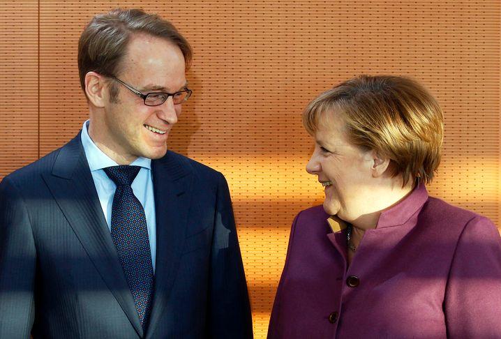 Kennt die Kanzlerin nahezu in- und auswendig: Jens Weidmann, heute Bundesbankpräsident, davor Wirtschaftsberater von Angela Merkel.