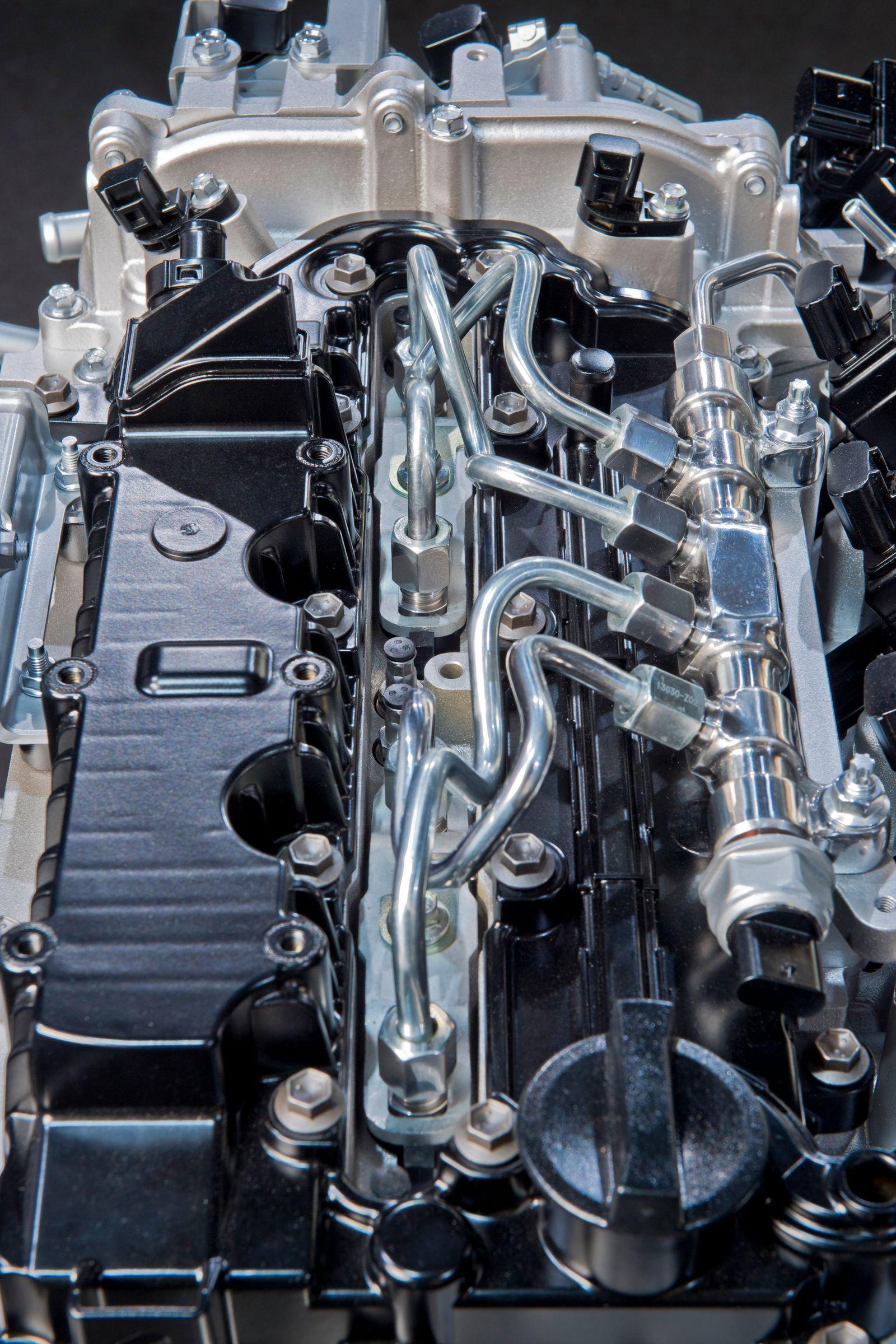 Mazda Global Tech Forum 2017, SKYACTIV-X Engine
