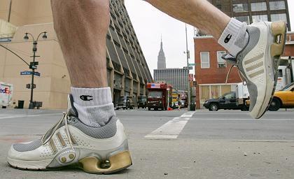Adidas-Laufschuhe in New York: Das US-Geschäft des Sportschusters boomt
