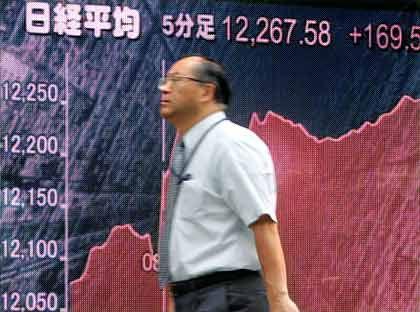 Nikkei-Index: Kursaufschwung vor den Neuwahlen