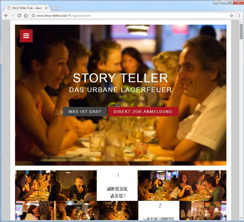 SCREENSHOT www.story-teller.club