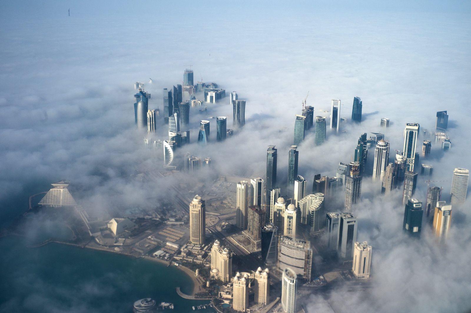 Katar/ Ultimatum/ Forderungsliste