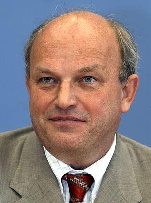 Geht mit Müller: Steag-Chef Tacke