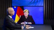 Merkel will mit Biden globale Mindeststeuer durchsetzen